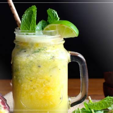Bebida con panela Orquidea (Lulada con panela)
